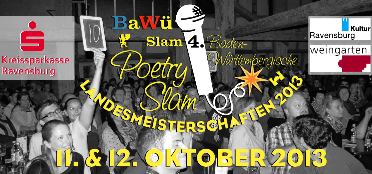Poetry Slam Meisterschaft